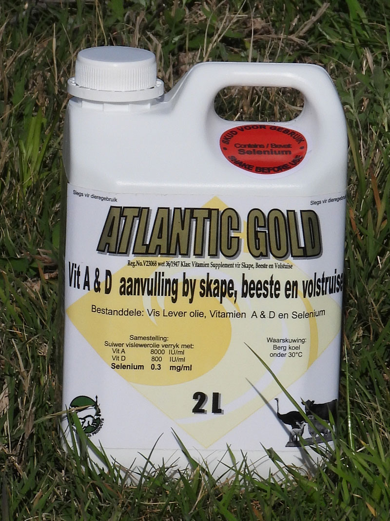 Atlantic Gold 2 litre