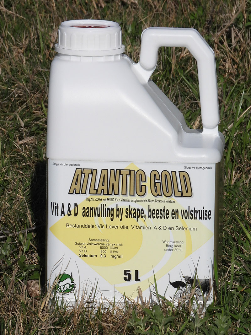 Atlantic Gold 5 litre