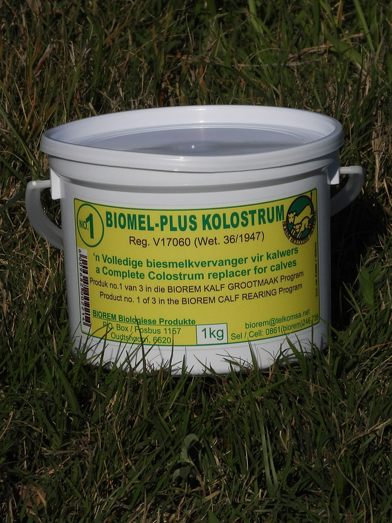 Biomel Plus Colostrum